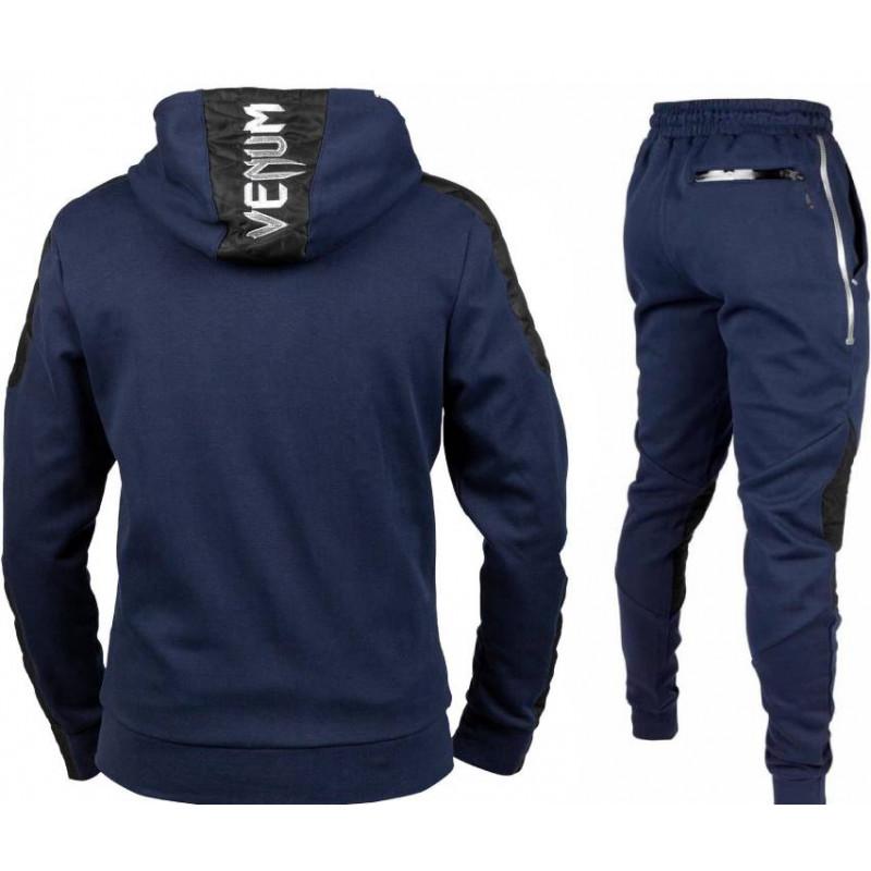 Спортивний костюм Venum Laser Evo Navy/Silver фото 2