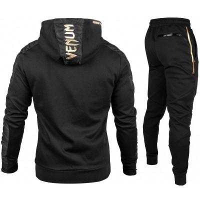 Спортивний костюм Venum Laser Evo Black/Gold фото 2