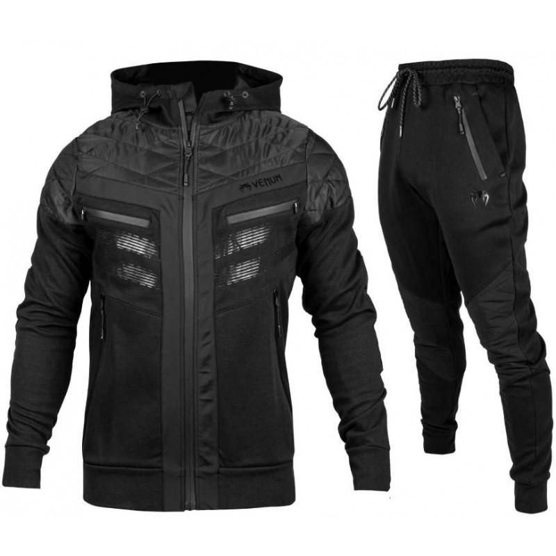 Спортивний костюм Venum Laser 2.0 Black/Black фото 1