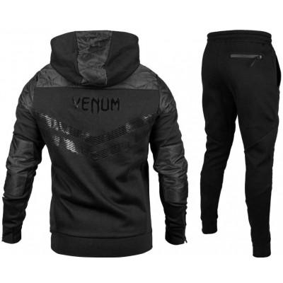 Спортивний костюм Venum Laser 2.0 Black/Black фото 2