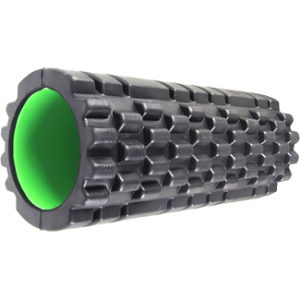 Массажный ролик Power System Black/Green