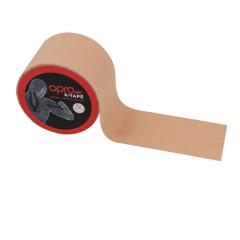 Кинезиологический тейп OPROtec Kinesiology Tape Beige 5cм x 5м TEC57544