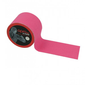 Кинезиологический тейп OPROtec Kinesiology Tape Beige 5cм x 5м TEC57543