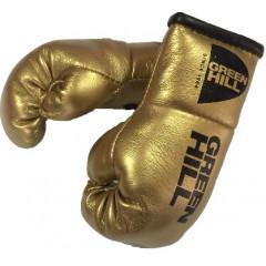 Брелок боксерські рукавички Green Hill MINI
