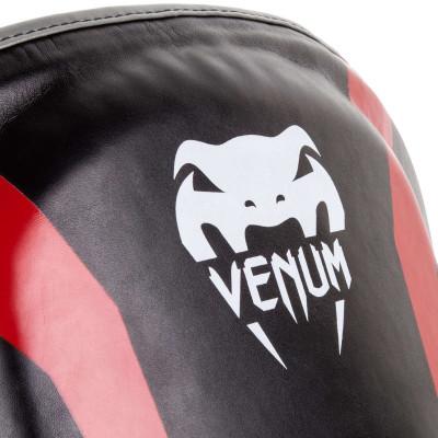 Пояс Venum Elite Belly Protector Чорний/Червоний (02016) фото 7