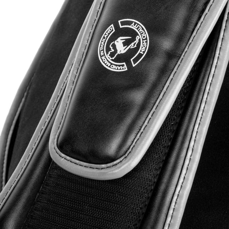 Пояс Venum Elite Belly Protector Чорний/Червоний (02016) фото 8