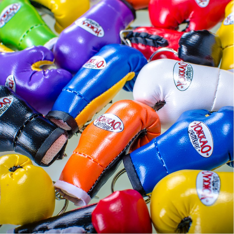 Брелок YOKKAO Boxing Gloves Keyrings (01211) фото 2