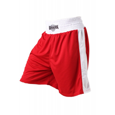 Шорты Berserk Boxing red (01235) фото 1