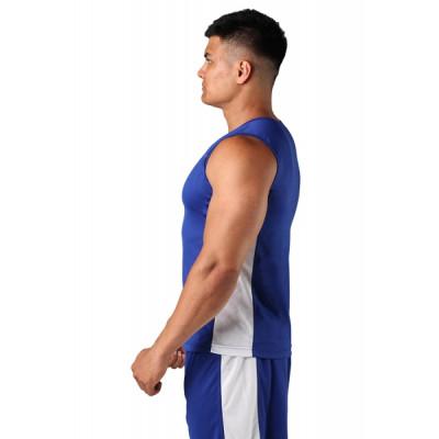 Майка боксёрская Berserk Boxing Blu (01236) фото 5