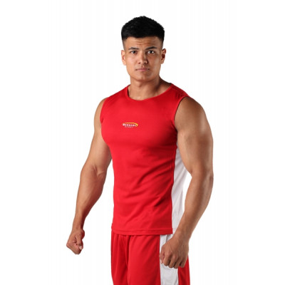 Майка боксёрская Berserk Boxing red (01237) фото 3