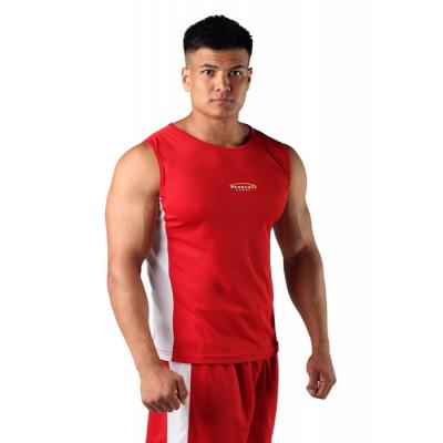 Майка боксёрская Berserk Boxing red (01237) фото 4