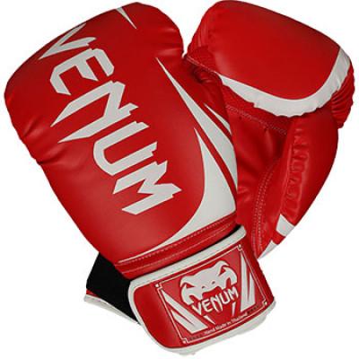 Боксерские перчатки Venum Challenger 2.0 Red (00643)