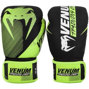 Рукавиці Venum Training Camp 2.0 Boxing Black/Neo