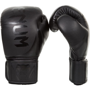 Перчатки Venum Challenger 3.0 Boxing Gloves Black