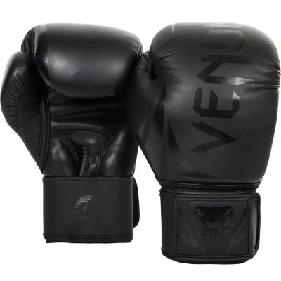 Перчатки Venum Challenger 3.0 Boxing Gloves Black (01538) фото 2