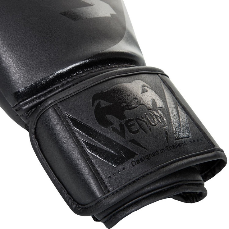 Перчатки Venum Challenger 3.0 Boxing Gloves Black (01538) фото 3