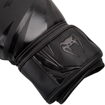 Перчатки Venum Challenger 3.0 Boxing Gloves Black (01538) фото 6