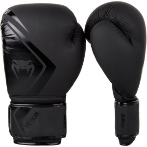 Перчатки Venum Boxing Gloves Contender 2.0 Black
