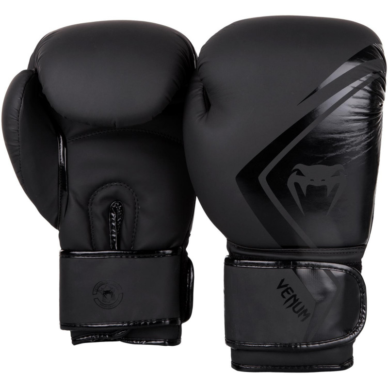 Перчатки Venum Boxing Gloves Contender 2.0 Black (01539) фото 2