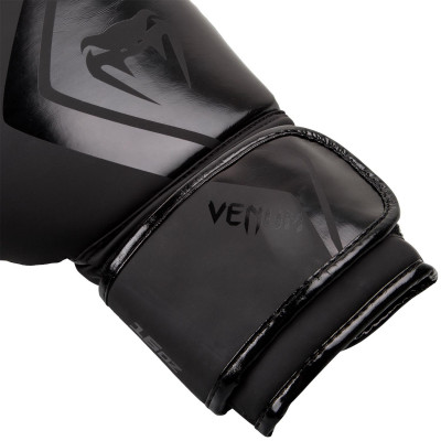 Перчатки Venum Boxing Gloves Contender 2.0 Black (01539) фото 3