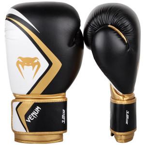 Перчатки Venum Boxing Gloves Contender 2.0 B/W/G