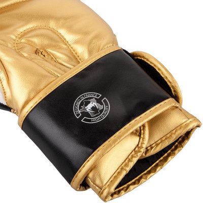 Перчатки Venum Boxing Gloves Contender 2.0 B/W/G (01565) фото 5