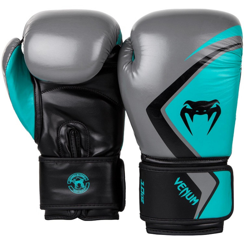 Перчатки Venum Boxing Gloves Contender 2.0 Grey (01540) фото 2