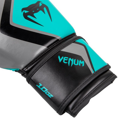 Перчатки Venum Boxing Gloves Contender 2.0 Grey (01540) фото 4
