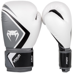 Перчатки Venum Boxing Gloves Contender 2.0 White/Grey