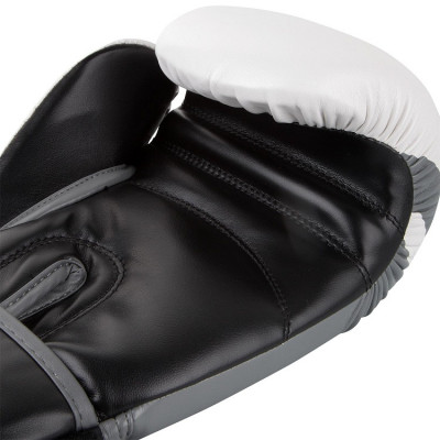 Перчатки Venum Boxing Gloves Contender 2.0 White/Grey (01550) фото 4