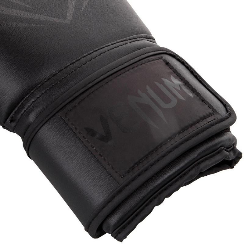Перчатки Venum Contender Boxing Black/Black (01356) фото 3