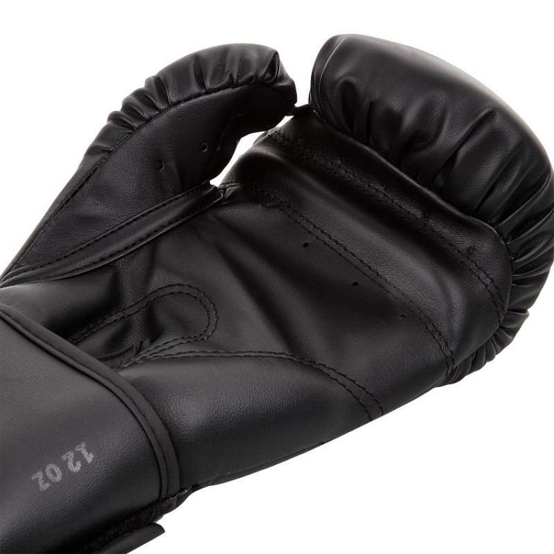 Перчатки Venum Contender Boxing Black/Black (01356) фото 4