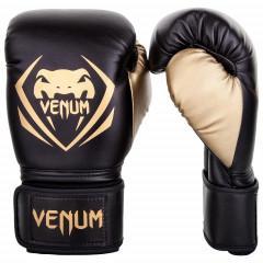 Рукавиці Venum Contender Boxing Black/Gold