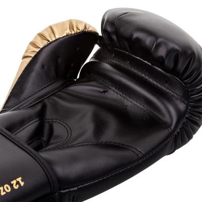 Перчатки Venum Contender Boxing Black/Gold (01357) фото 3