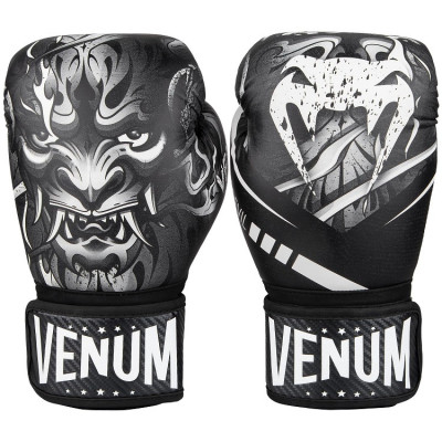 Перчатки Venum Devil Boxing Gloves (01561) фото 3