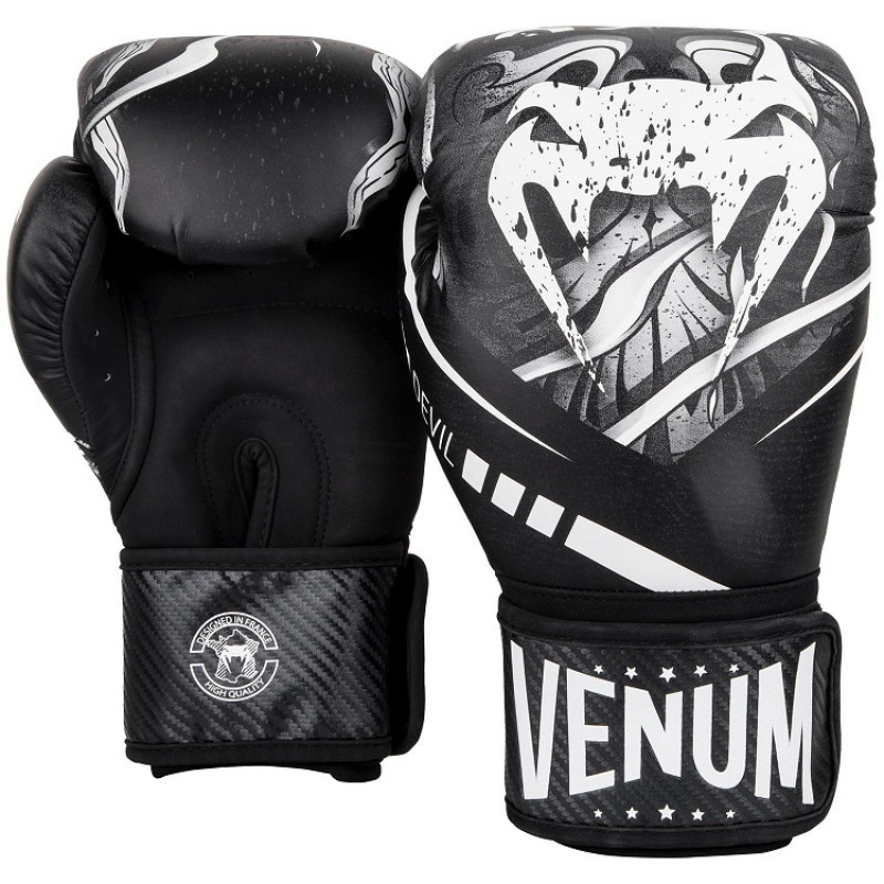 Перчатки Venum Devil Boxing Gloves (01561) фото 2