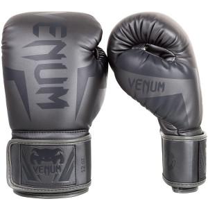 Боксерські рукавиці Venum Elite Boxing Gloves Grey