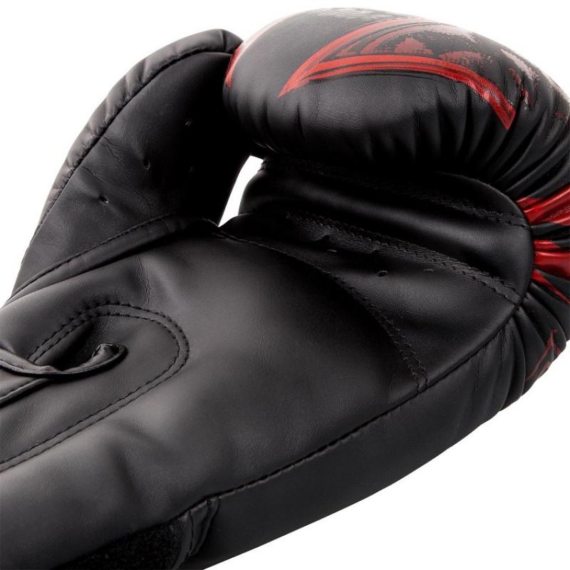 Перчатки Venum Gladiator 3.0 Boxing Gloves Black/Red (01556) фото 2