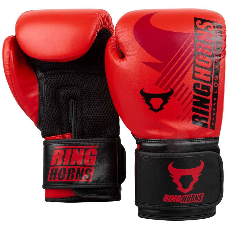 Перчатки Ringhorns Charger MX Boxing Gloves R/B (02006) фото 2