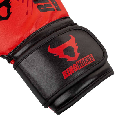 Перчатки Ringhorns Charger MX Boxing Gloves R/B (02006) фото 3