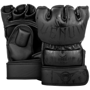 Рукавички Venum Gladiator 3.0 MMA Gloves Black