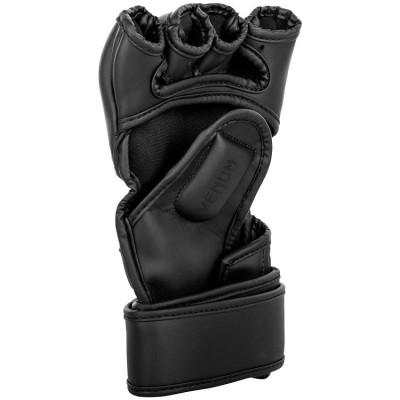 Перчатки Venum Gladiator 3.0 MMA Gloves Black (01559) фото 2