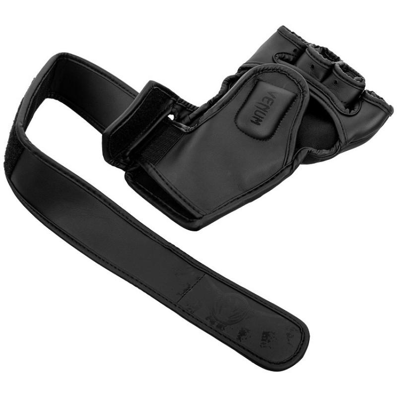Перчатки Venum Gladiator 3.0 MMA Gloves Black (01559) фото 5
