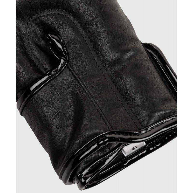 Рукавиці Venum Impact Boxing Gloves Gold/Black (02060) фото 5