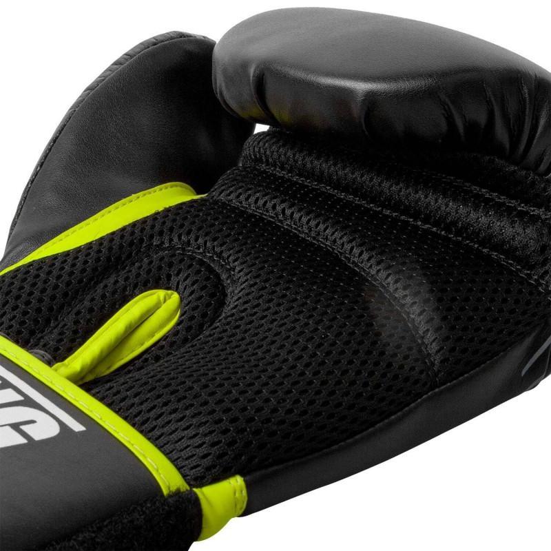 Рукавиці Ringhorns Charger MX Boxing Black/Neo Yellow (02169) фото 3