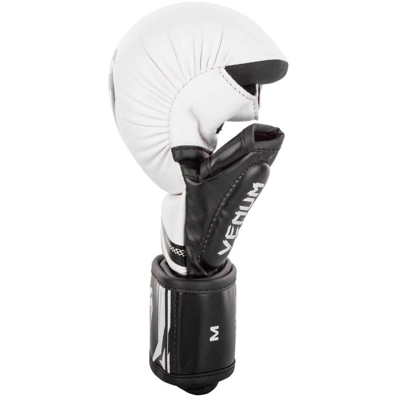 Перчатки для спаррингов Venum Challenger 3.0 Черные/Белые (01844) фото 4