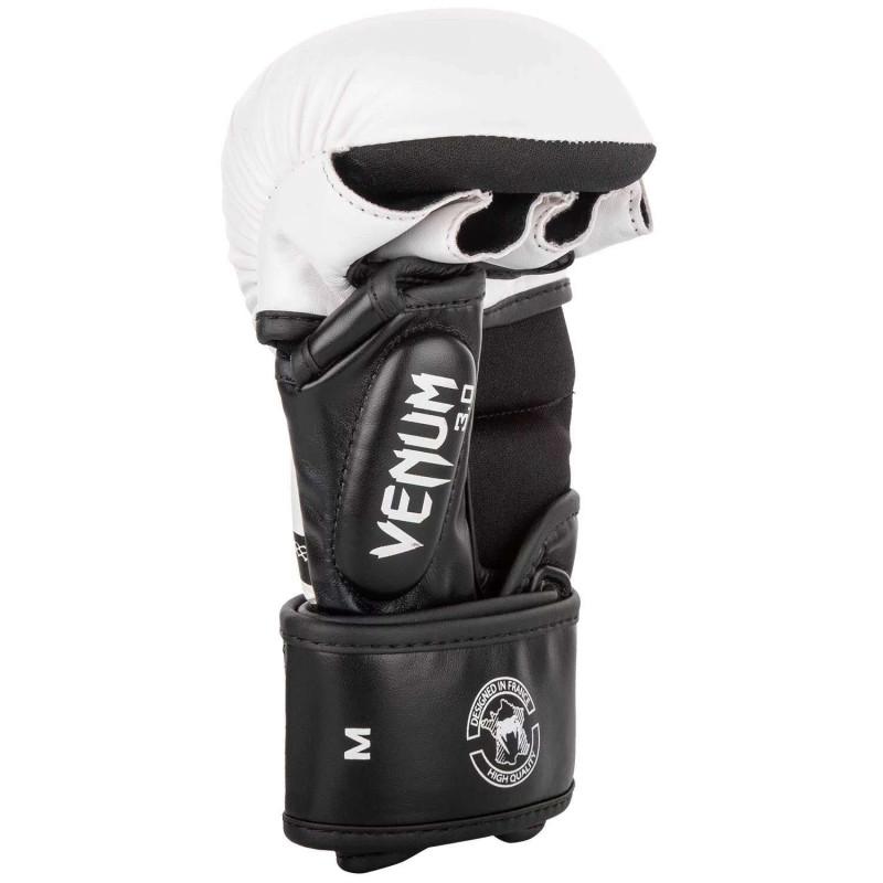 Перчатки для спаррингов Venum Challenger 3.0 Черные/Белые (01844) фото 2