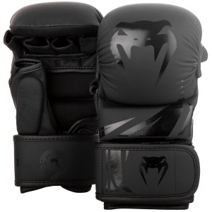 Перчатки Venum Challenger 3.0 Sparring Gloves Black