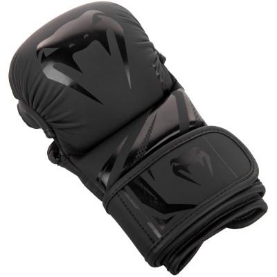 Перчатки Venum Challenger 3.0 Sparring Gloves Black (01570) фото 4