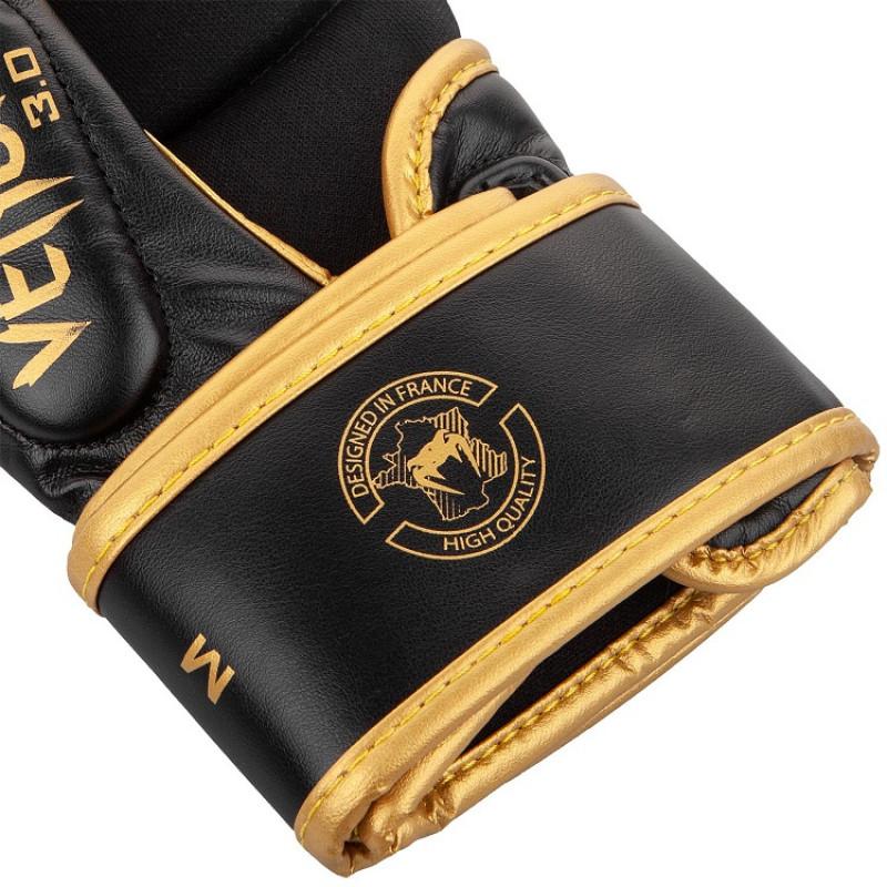 Рукавиці Venum Challenger 3.0 Sparring Gloves Black/Gold (01577) фото 5